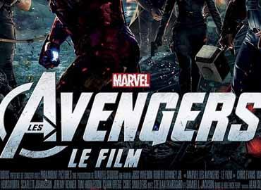 avengers font free