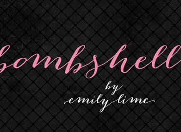 Bombshell Pro Font