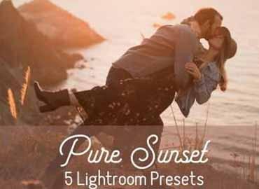Pure Sunset Lightroom Presets