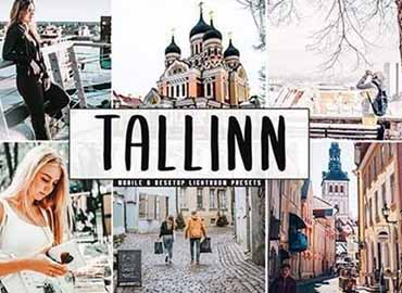 Tallinn Mobile & Desktop Lightroom Presets