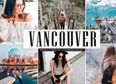 Vancouver Mobile & Desktop Lightroom Presets