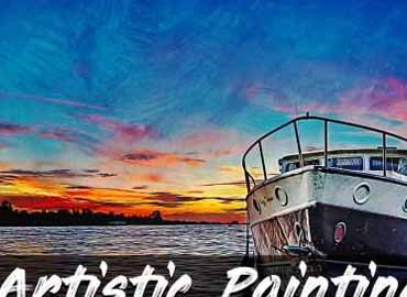 Artistic Painting Photoshop Action