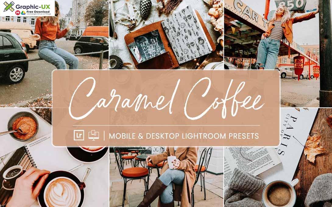 Lightroom Presets Caramal Coffee