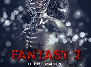 Fantasy 2 Photoshop Action