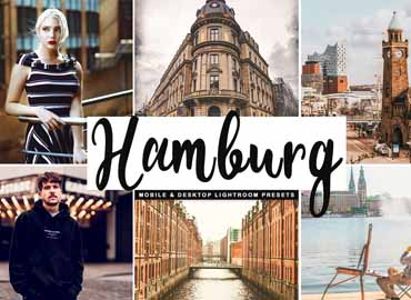 Hamburg Lightroom Presets Pack