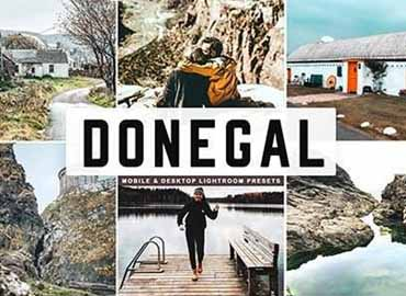 Donegal Mobile & Desktop Lightroom Presets