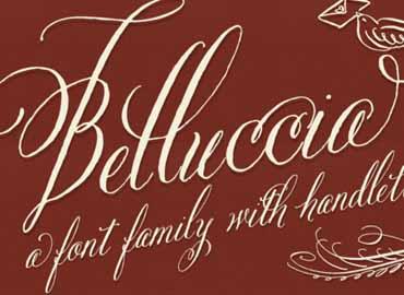 Belluccia Font