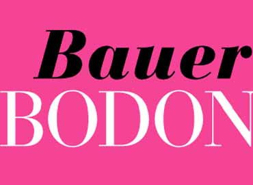 Bauer Bodoni Font Family