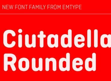 Ciutadella Font Free