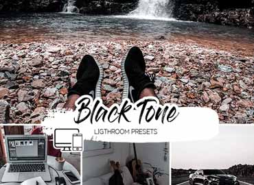 Black Tone Lightroom Presets
