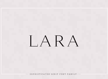 Sophisticated Font