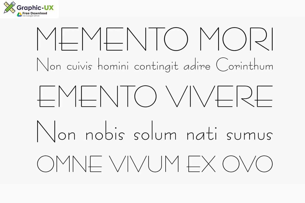 Bernhard Fashion Font