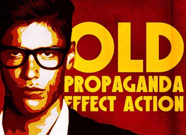 Old Propaganda Effect Action