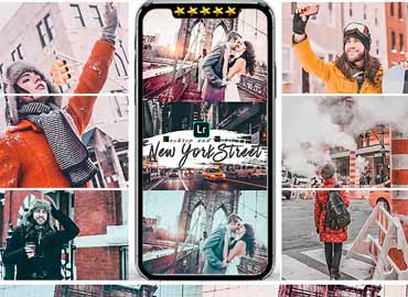 New York Presets For Mobile and Desktop Lightroom