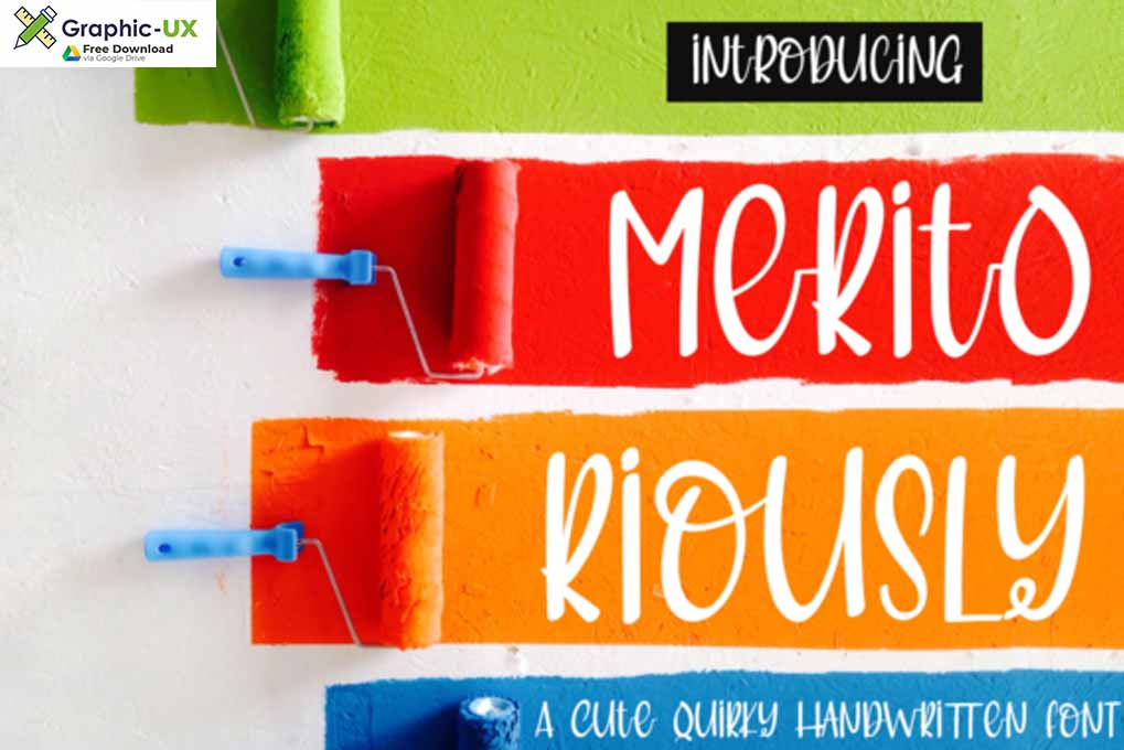 Meritoriously Font