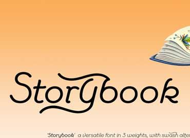 Storybook Font Free