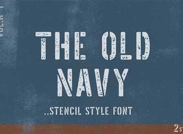 Old Navy Font
