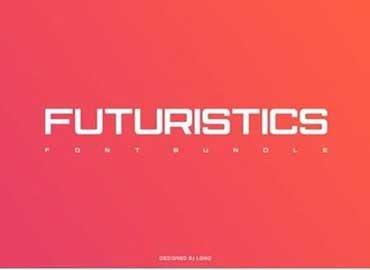 Futuristics Font