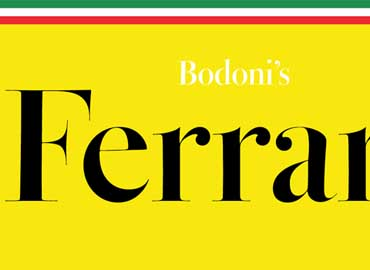CAL Bodoni Ferrara Origin Font