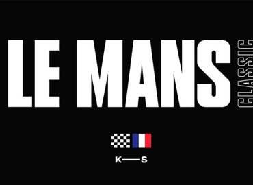 Le Mans Classic Font