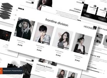 Hedonism - Powerpoint Template