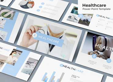 Healthcare - Powerpoint Template
