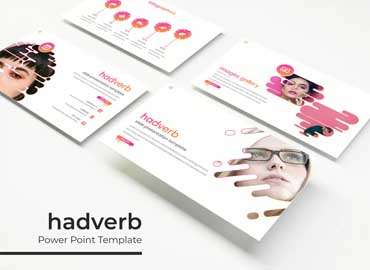 Hadverb - Powerpoint Template
