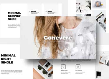 Gonevere - Powerpoint Business Corporate