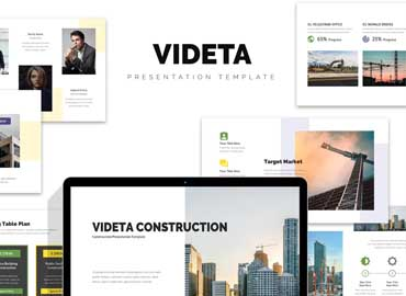 Videta : Building Construction Powerpoint