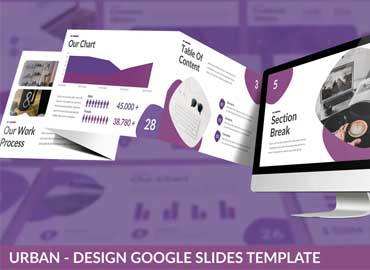 Urban - Design Google Slides Template
