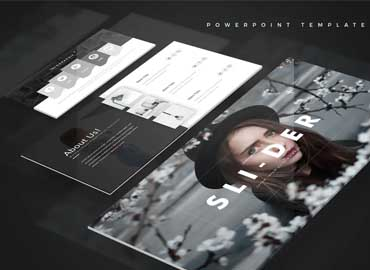 Slider - Powerpoint Template