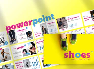 Shoes - Powerpoint Presentation