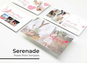 Serenade - PowerPoint Template