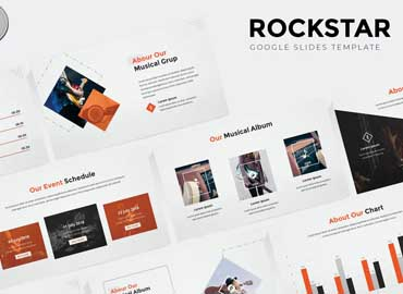 Rockstar Google Slides Template