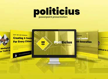 Politicius - Political Campaign Powerpoint