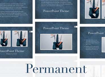 Permanent PowerPoint Template