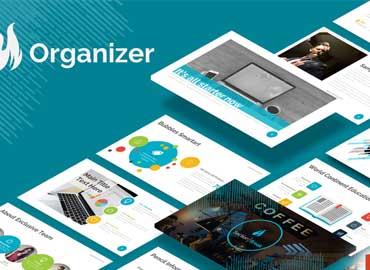 Organizer - Powerpoint Template