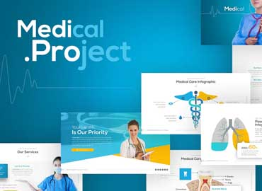 Medipro Medical Presentation Template