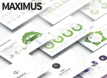 MAXIMUS - Multipurpose PowerPoint Presentation