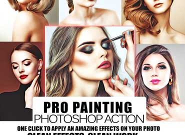 PRO Painting Actions