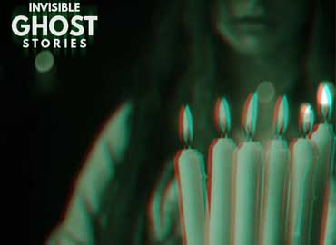 Invisible Ghost Stories - Photoshop Action