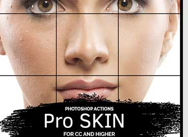 Pro Skin Photoshop Actions