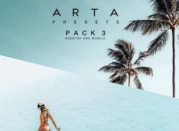 ARTA Preset Pack 3 For Mobile and Desktop Lightroom