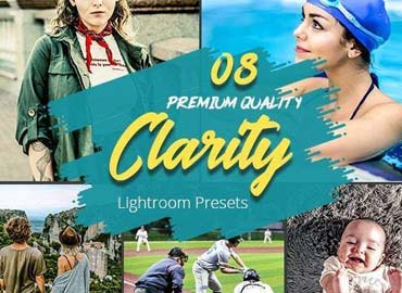 Clarity Lightroom Presets