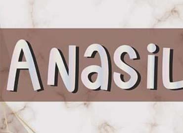 Anasily Font
