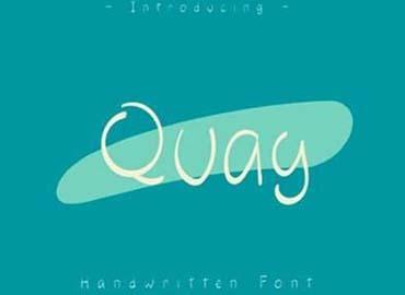 Quay Font