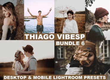 18 Cinematic Lightroom Presets Premium