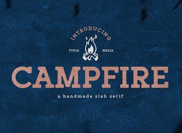 Campfire Slab Serif