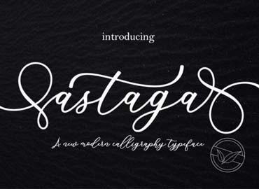 Astaga Font