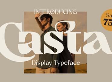 Casta Font Family